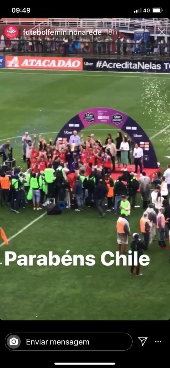 Toneio Uber de Futebol Feminino